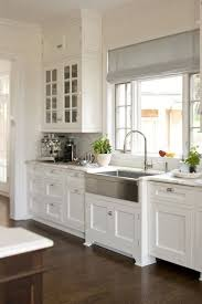 Small Picture Best 25 White kitchen with gray countertops ideas on Pinterest