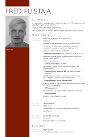 lean facilitatorphp programmer resume samples game programmer resume