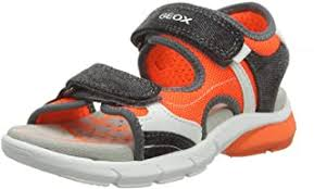 Geox - Sandals / Boys' Shoes: Shoes & Bags - Amazon.co.uk
