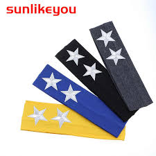 <b>Sunlikeyou</b> Candy Embroidery <b>Baby</b> Hair Accessories Cotton Elastic ...