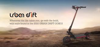 $999 with coupon for <b>Urban Drift Gobi</b> S Off Road Electric Scooter ...