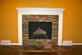 Amazing Stone Fireplace Surround Pictures Decoration Inspiration ...