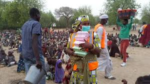 Image result for idp camps in nigeria