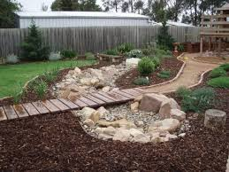 1000 ideas about dry riverbed landscaping on pinterest dry creek bed dry creek and high desert landscaping bedroommagnificent lush landscaping ideas