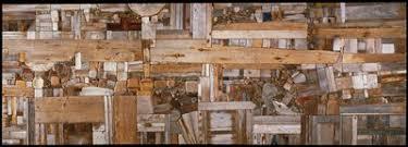 <b>Collage</b> IX: <b>Landscape</b>, George Morrison | Mia
