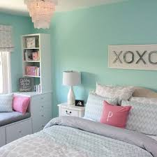 the pink and grey look nice with the paint color edens adorable blue paint colors