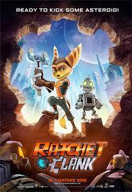 Ratchet y Clank, la película (2016)