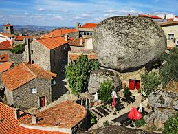 Image result for stone house in portugal pic