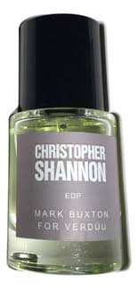 <b>Mark Buxton For Verduu</b> Christopher Shannon: парфюмерная вода ...