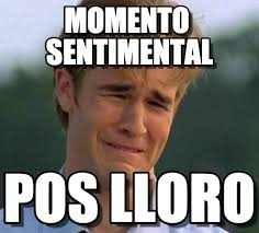 Momento Sentimental - 1990s First World Problems meme en Memegen via Relatably.com