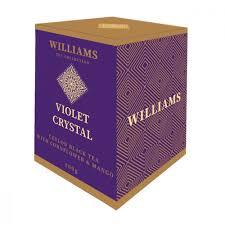 <b>Чай williams</b> violet <b>crystal</b> черный с лепестками василька и ...