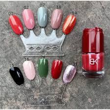 <b>NAIL POLISH ROSE</b> BK (PEEL OFF) | Shopee Malaysia