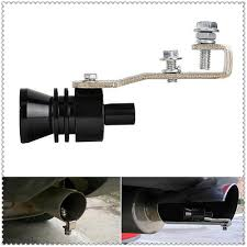 Car Sound <b>Exhaust Muffler tail</b> Whistle Simulator Accessories for ...