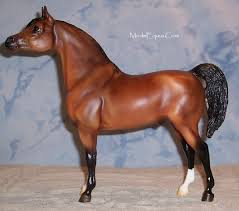 Image result for breyer proud arabian stallion