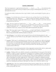blank rental lease example xianning blank rental lease example 10 best images of full house printable rental agreement forms