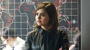jenna coleman interview doctor who shows bbc asia bbc doctor who s9