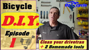 Clean your <b>bicycle chain</b>,cogs and <b>crankset</b>- Do it yourself. - YouTube