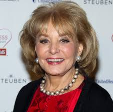 Barbara Walters at the 'Red Dress Awards' in 2011. Discussing her retirement with Page Six, Walters explained that her grandmother's passing had a major ... - showbiz-barbara-walters
