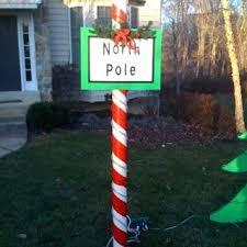 christmas yard decoration doityourself