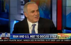 Russian Dissident Kasparov: Hey Bernie, Don't Lecture Me on ...