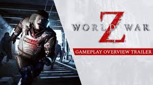 <b>World War Z</b> - Gameplay Overview Trailer - YouTube