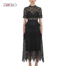 Self Portrait Runway Women Dress 2019 <b>Summer Fashion Elegant</b> ...