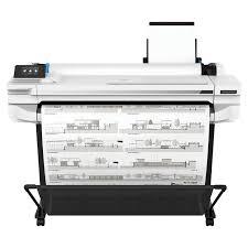 Купить <b>Плоттер HP Designjet T525</b> 36 (5ZY61A) А0/А3+, сетевая ...