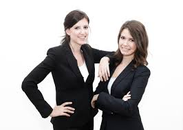 launched in the alley suit and sweet rent for success alleywatch today we hear from suit and sweet co founders christine short and hannah levenaron two women who ve been there done that and who know what working women