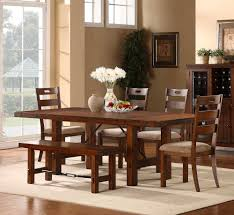 Interesting Dining Room Tables Picture Of Adelson Chocolate 5 Pc Counter Height Dining Room From
