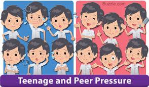 delve deep  the negative and positive effects of peer pressureteenage peer pressure