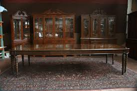 Henredon Dining Room Table Dining Room Table American Made Dining Room Table