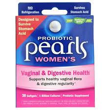 <b>Probiotic Pearls Women's</b>, Natures Way
