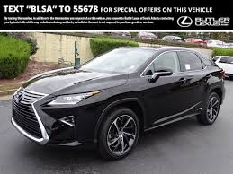 New 2019 Lexus RX 450h RX 450h Sport Utility in Union City ...