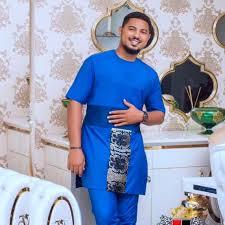 <b>Dashiki</b> African men clothes bazin riche <b>african dress for</b> men 2 two ...