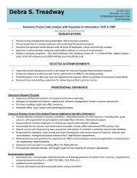 data analyst resume sample getessay biz business project data analyst in cheyenne wy resume debra treadway by in data analyst resume