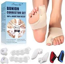Bunion Correctors, <b>Toe Separator</b>, <b>Hallux Valgus</b> Bunion Corrector ...