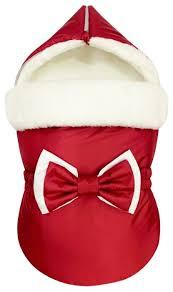 <b>Конверт</b>-мешок <b>Cherry Mom</b> на выписку зимний на овчине 75 см ...