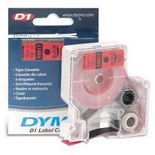 <b>Картридж</b> для принтеров этикеток <b>DYMO D1</b>, 12 мм х 7 м – купить ...