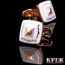 KFLK Luxury <b>2019</b> shirt cufflinks for men's Gift Brand cuff buttons ...