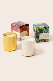 scented candles gift