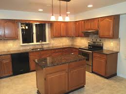 Tile Kitchen Countertops Kitchen Granite Countertops Ideas Pictures New Countertop Trends