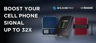 Wilson <b>Amplifiers</b> | Free Shipping w/ 90 Day Money Back Guarantee