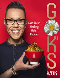 Serve the curry with freshly steamed jasmine rice sprinkled with chopped red chilli. Gok's Wok Cover. Gok's Wok : Fast, Fresh Healthy Asian Recipes - Goks-Wok-Cover