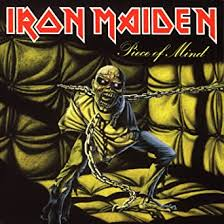 <b>Piece</b> Of Mind (1998 Remastered Edition): <b>Iron Maiden</b>: Amazon.ca ...