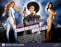 lee richards stock photos lee richards stock images alamy denise richards eddie griffin aunjanue ellis poster undercover brother 2002 stock image