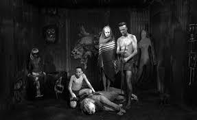 Roger Ballen x <b>Die Antwoord</b> / Forward Festival 2021