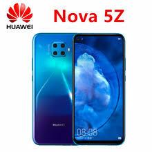 Оригинальный <b>сотовый телефон HUAWEI nova</b> 5z, 4000 мАч ...