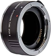 Canon EF 25 II Extension Tube for EOS Digital ... - Amazon.com
