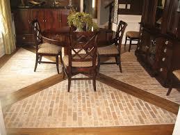 Flooring For Dining Room Dining Room Floor On Bestdecorco