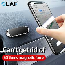 <b>OLAF Magnetic</b> Car Phone <b>Holder</b> Dashboard Mini Strip Shape ...